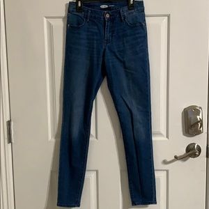 Women's Old Navy super skinny jeans